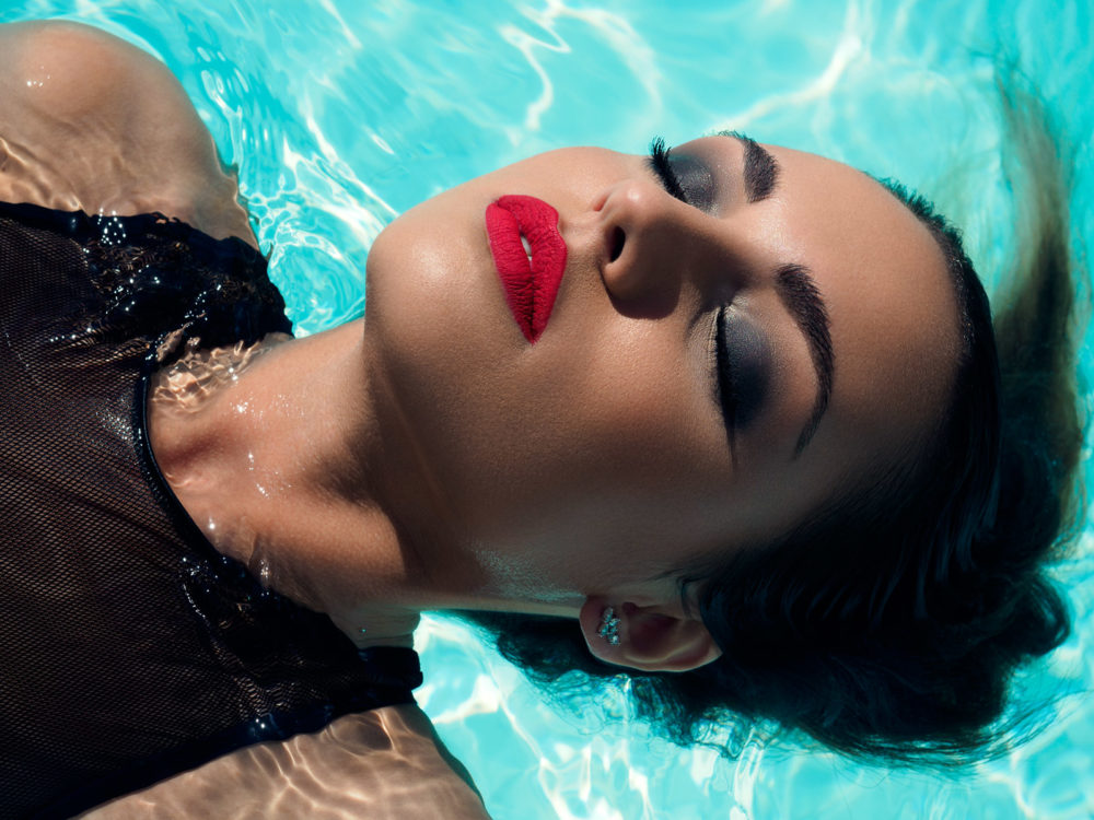 Photography and Makeup: Célia D'Ancona; Retouching: Adrian Alexander S. for Ad Retouch Studio