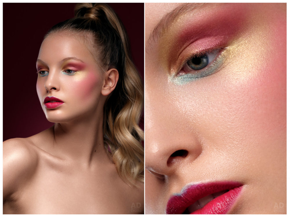 Art direction & makeup: Simone Zbinden; Postproduction: Adrian Alexander for Ad Retouch Studio