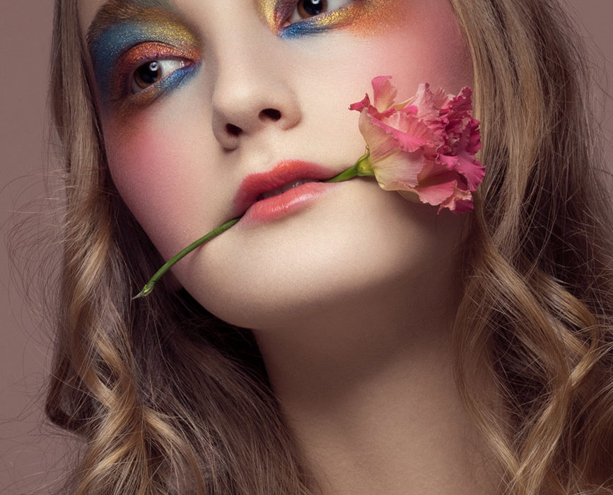Makeup/direction: S. Zbinden; Photography: S. Colletti; Post Productio: Ad Retouch Studio