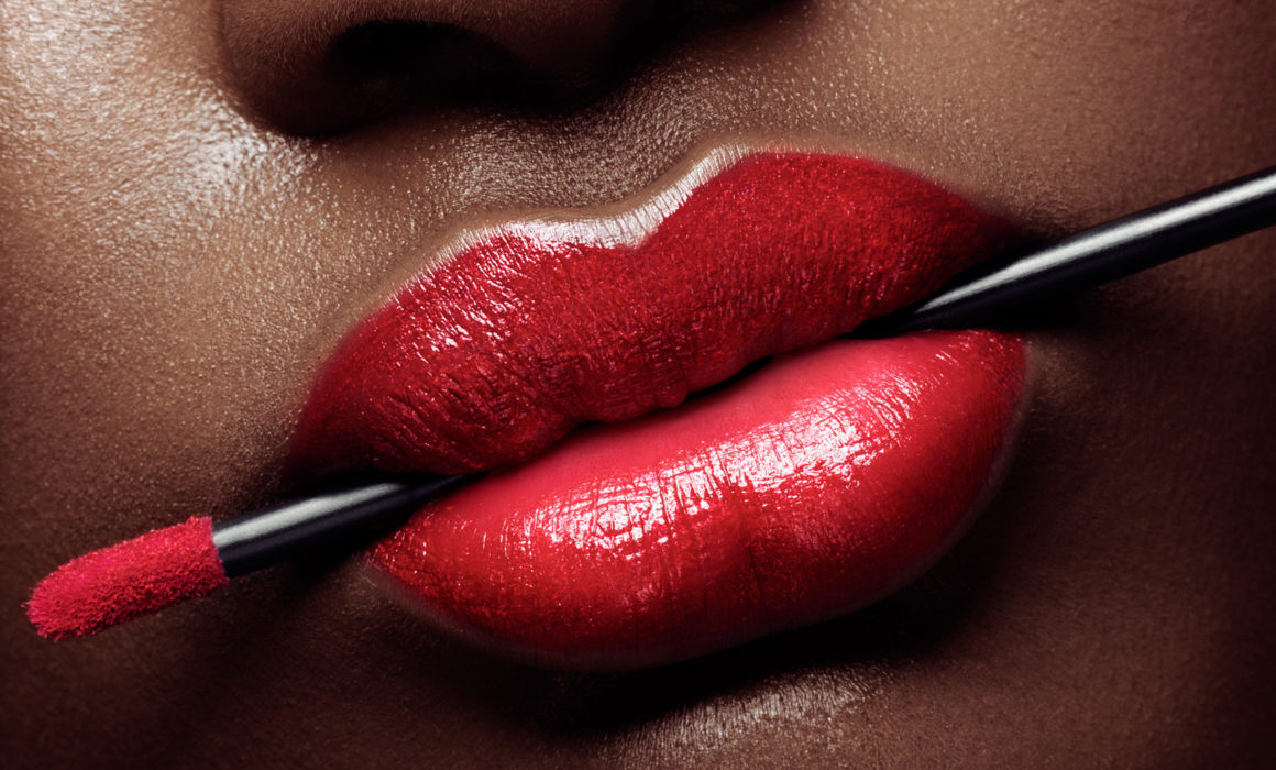 Naomy beauty series - beauty reotuching