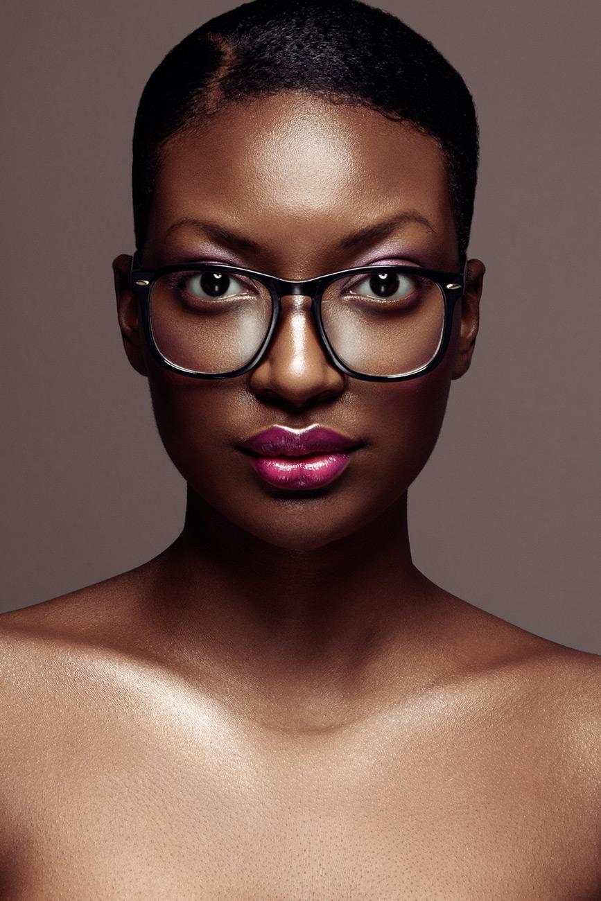 Naomy beauty series - beauty retouching