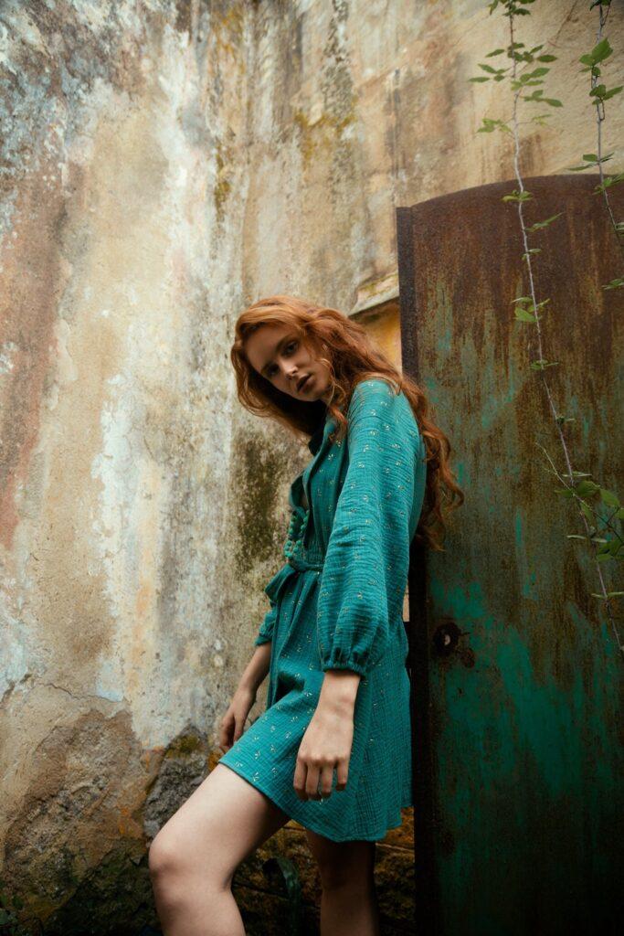 Vogue outtake. Photography: Audrey Bieber