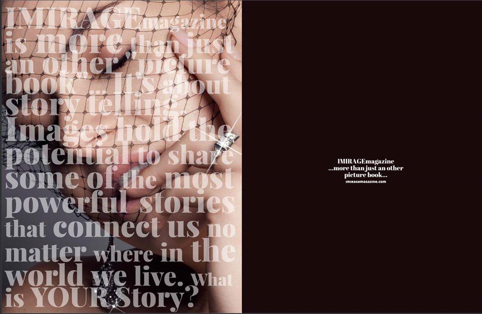 Ad Retouch Studio Imirage publication photo