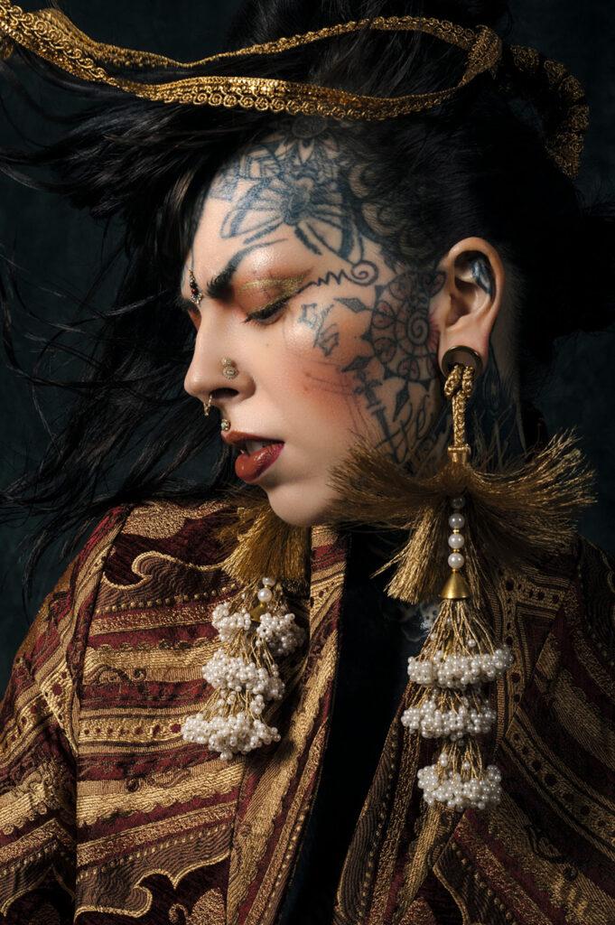 Tattoo artist series